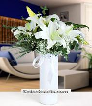 Beyaz lilyum
