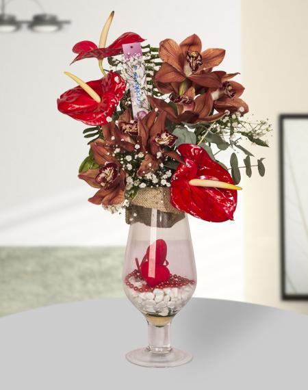 orkide kadehde aþk